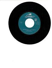 Eddie Cochran ROCKABILLY 45(LIBERTY 55217)Hallelujah, I Love Her So/Little Angel