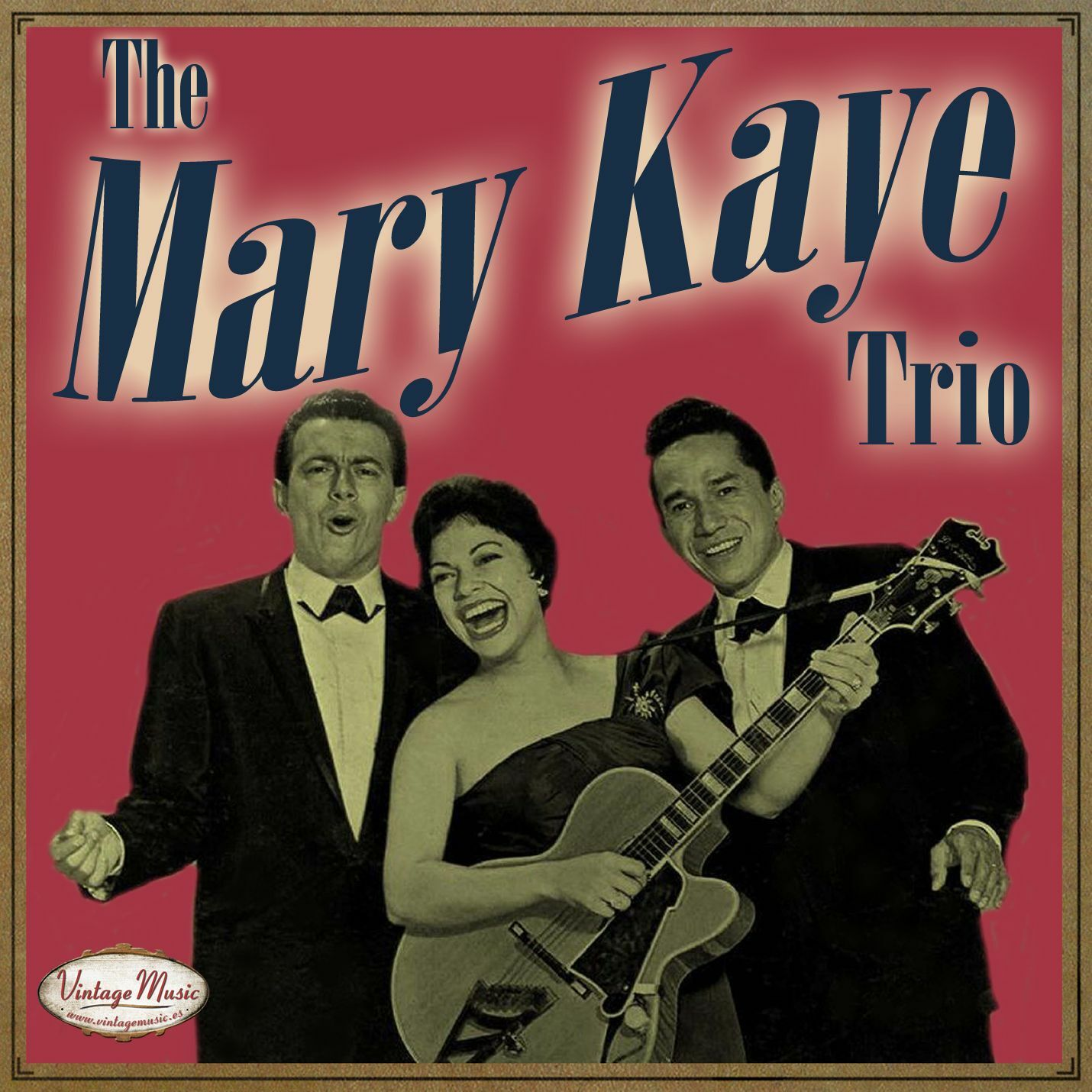 The Mary Kaye Trio - THE MARY KAYE TRIO CD Vintage Vocal Jazz. Get Happy, They Didn't Believe Me - CD