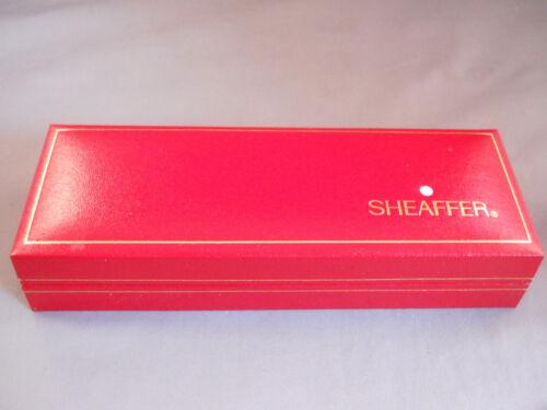 Sheaffer White Dot Prelude Fountain Pen--White with rose gold trim-medium