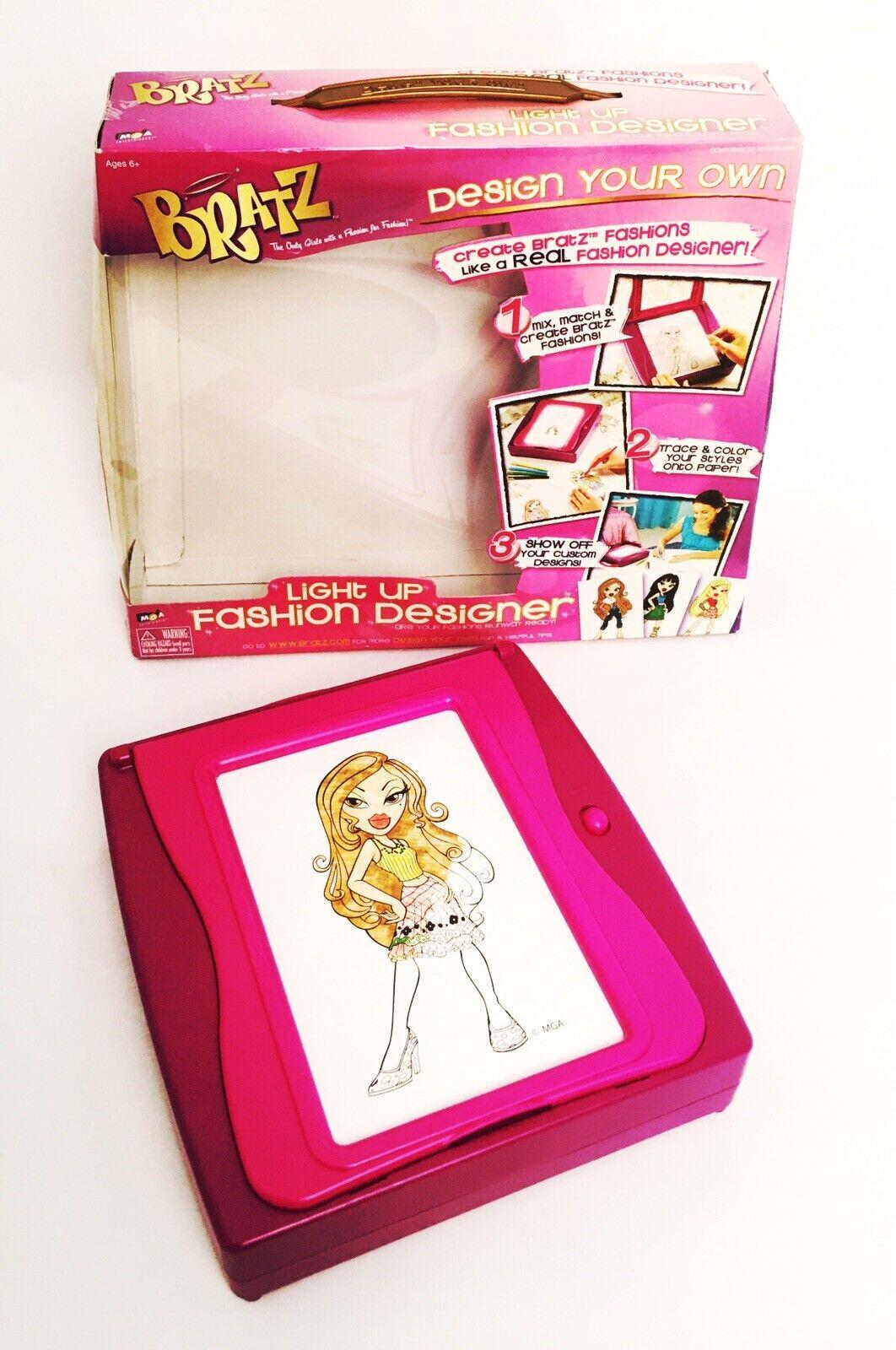 Bratz Light Up Fashion Designer Kit Design Your Own For Sale Online Ebay