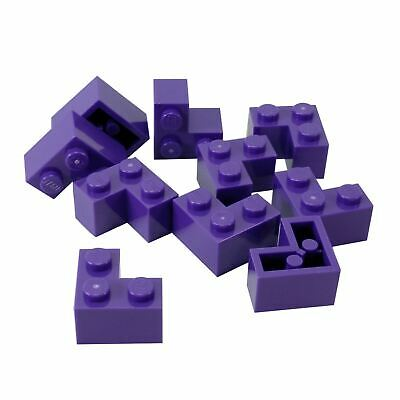 New LEGO Lot of 6 Dark Purple 2x2 Round Brick Pieces