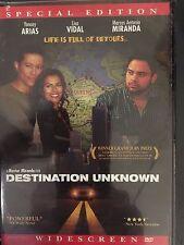 Destination Unknown (DVD, 2002), Cut UPC, Lisa Vidal, Yancey Arias, New