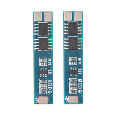 2X 2S 7.4V 8.4V 5A Li-ion Lithium Battery 18650 Charger PCB Protection Board EC