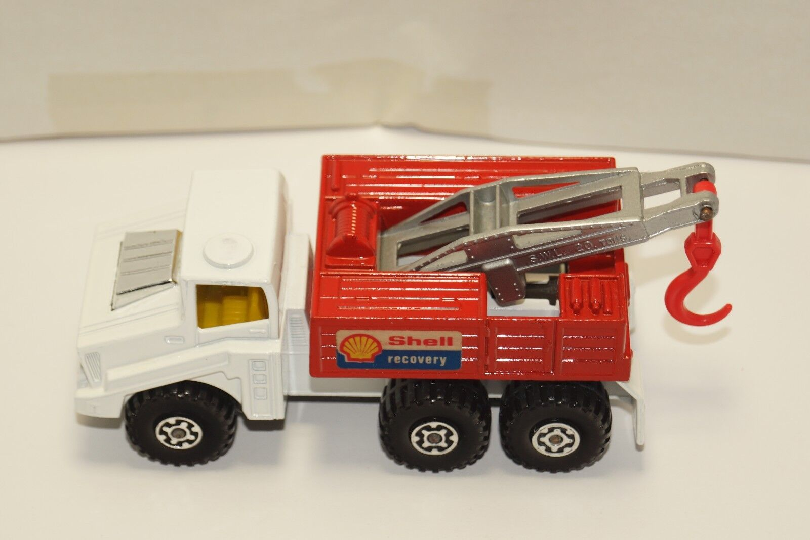ORIGINAL Matchbox - Super Kings - Battle Kings - K-14 K-110 - Recovery Vehicle