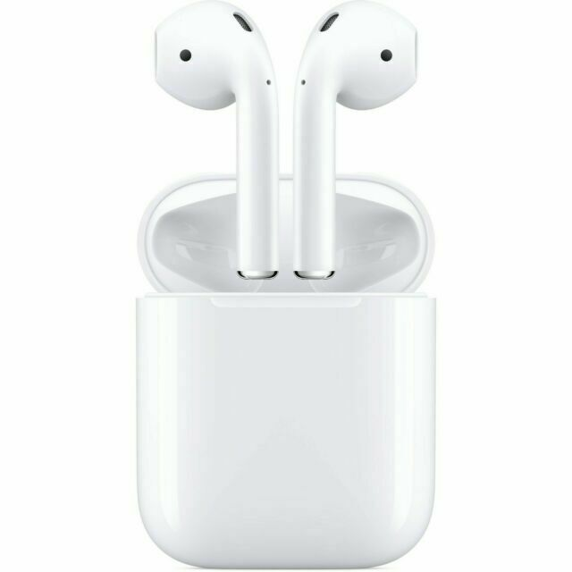 Apple AirPods 2nd Generation With Charging Case - White - $160.00
