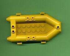 Lego--30086-- Schlauchboot-- Boat-- 12 x 6 -- Gelb --