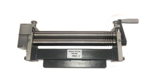 RDGTOOLS 12'' HEAVY DUTY SHEET METAL ROLLER ( SLIP ROLLS ) 2.5MM CAPACITY