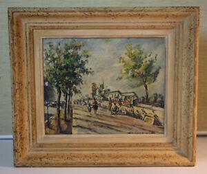 Juan-Seville-SAEZ-1922-Oil-Painting-Paris