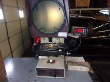 Scherr Tumico Optical Comparator Model 20 4600 120 Volt Cycles 50 60 3 Amp