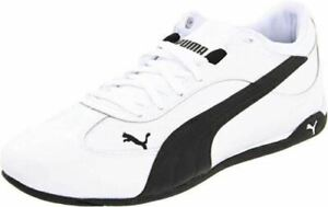 online qui pensieri su cerca il meglio PUMA FAST CAT LEA WHITE/BLACK 304047 03   eBay