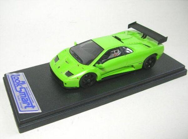 Lamborghini Diabolo GTR (vert Ithaca) 1999