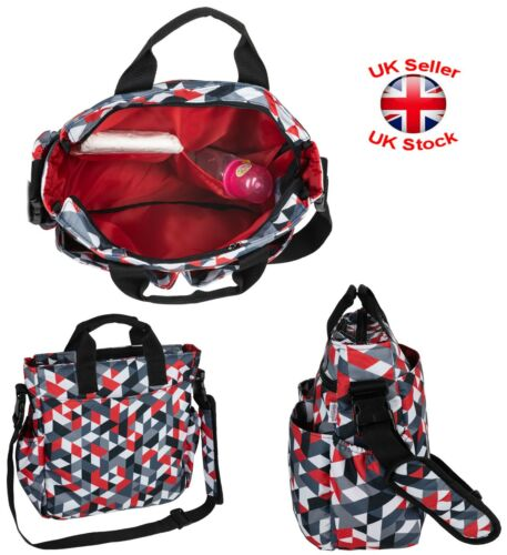 Baby PRAM DIAPER CHANGING BAG Waterproof Lightweight PRAM CARRYCOT STROLLER