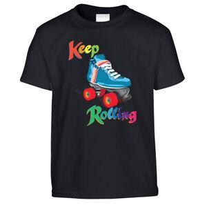 Skater Skateboard Children/'s Kids Childs Gift T Shirt