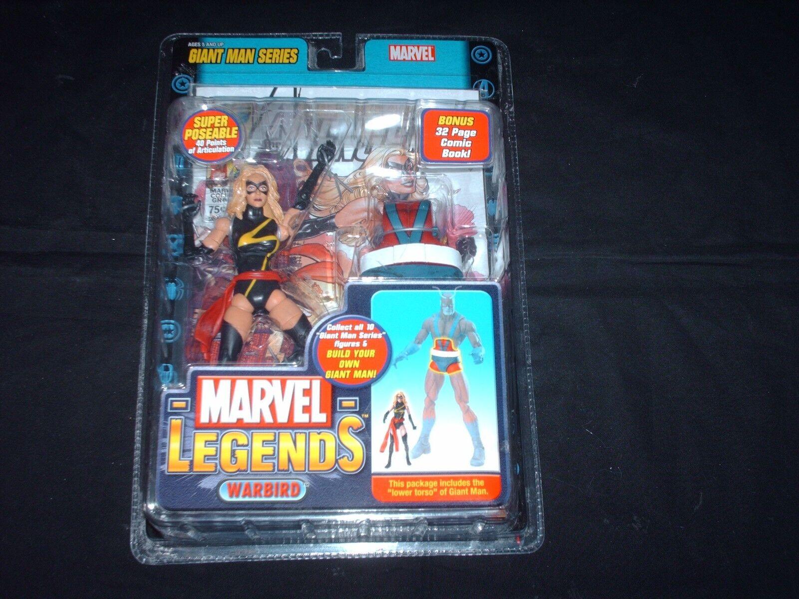 Marvel - legenden 'frau marvel avengers jährlich 10 - neue figur w -