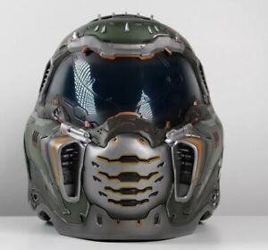 Doom-Eternal-Collector-039-s-Edition-Doom-Slayer-Helmet-New-No-Game