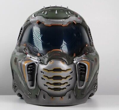 Doom Eternal Collector S Edition Doom Slayer Helmet New No Game