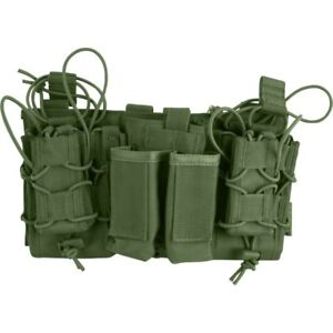 Viper-Tactical-Modular-MOLLE-Mag-Rig-Rifle-amp-Pistol-Magazine-Pouch-Set-Green