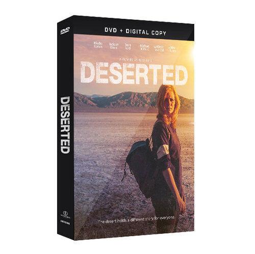 Abandonada (DVD - 2016, Mischa Barton, Jake Busey) [región 1 Estados Unidos/Canadá] NUEVO