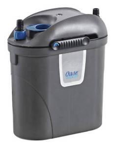 Oasis Filtosmart 60 aquarium à filtre extérieur, eau douce, maximum 60l, 300l / h, silencieux