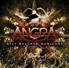 Best Reached Horizons by Angra (CD, Oct-2012, 2 Discs, Steamhammer)