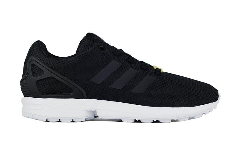 ADIDAS ZX FLUX K KINDER M21294 damenschuhe turnschuhe sneaker schwarz,Weiß