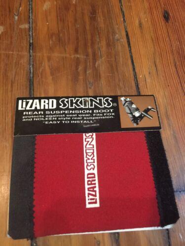 Red Lizard Skins Rear Suspension Boot-Fits Fox /& Noleen-MTB