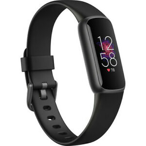 Fitbit Luxe Fitness & Wellness Tracker (S & L Bands Included)   Authentic  