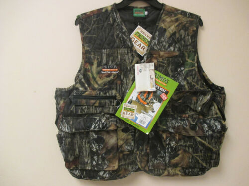 Primos Gunhunter/'s Vest LARGE MOSSY OAK BREAK UP 65707 GUN HUNTERS VEST CAMO