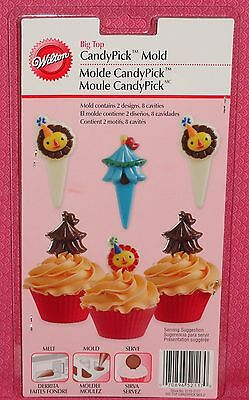 Peanut Butter Cups Chocolate Candy mold,Wilton Clear Plastic,2115-1522,Bonbon