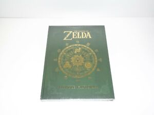 The-Legend-of-Zelda-Hyrule-Historia-Hardcover-New-Sealed