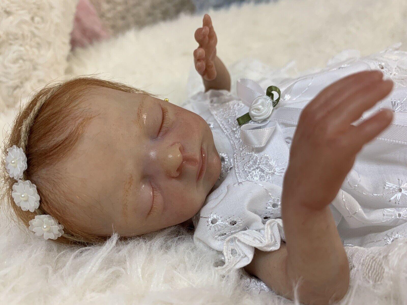 Bebé Reborn Mini 25 Cm Promise