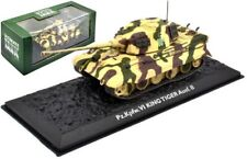 Neu Metall 1//72 VI Tiger Ausf.E Fertigmodell  Pz.Kpfw Atlas