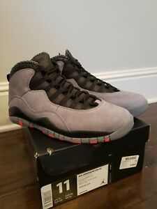 023 10 Cool X 310805 Air Grey Concord Bred Black Cement Jordan Retro Infrared 7q6xwOcHZx