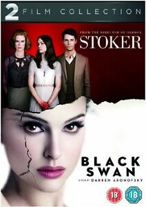 Stoker  Black Swan Double Pack New DVD - Various, United Kingdom - If your item arrives damaged or is faulty in any way please email us for our return details. We will replace or refund the item. Most purchases from business sellers are protected by the Consumer Contract Regulations 2013 which g - Various, United Kingdom