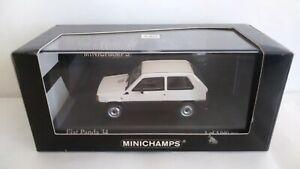 FIAT PANDA 34 1980 MINICHAMPS 1/43