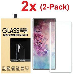 Para-Samsung-Galaxy-S9-S8-8-9-Cubierta-Completa-Note-Protector-de-Pantalla-de-Vidrio-Templado