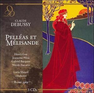 FREE US SHIP. on ANY 3+ CDs! USED,MINT CD : Debussy: Pelléas et Mélisande