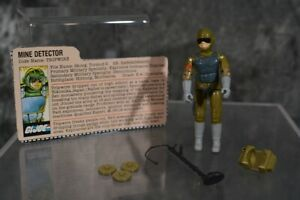 1983-Hasbro-ARAH-GI-Joe-TRIPWIRE-Mine-Detector-Figure-COMPLETE-W-FILE-CARD