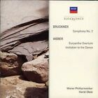 Bruckner: Symphony No. 2; Weber: Euryanthe Overture; Invitation to the Dance (CD, Oct-2006, Decca)