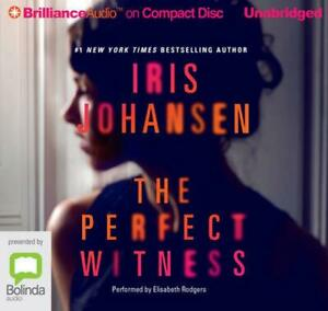 The Perfect Witness by Iris Johansen (English) Compact Disc Book