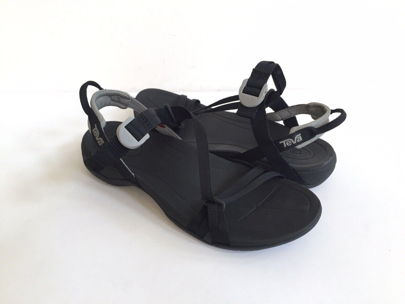 Teva femmes sirra noir Sandales US 9 eu 40 UK 7-New in Box