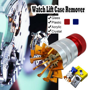 Watch-Glass-Replace-Plastic-Acrylic-Crystal-Lift-Remover-Repair-Watchmaker-Tool