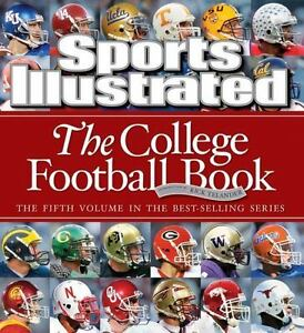 Image Is Loading The College Football Book Vol 5 2008 Hardcover