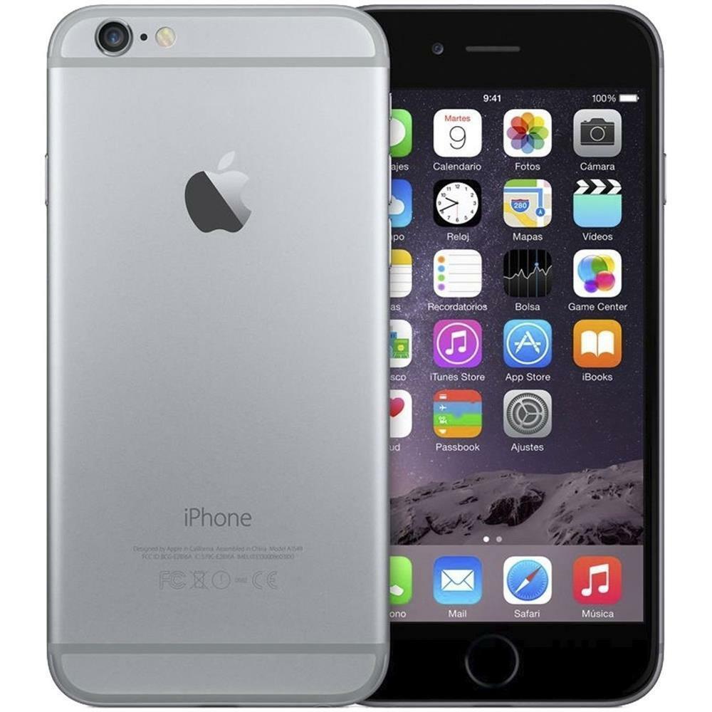 iPhone: iPhone 6 Ricondizionato 16GB Grado A++ Nero Grey Originale Apple Rigenerato