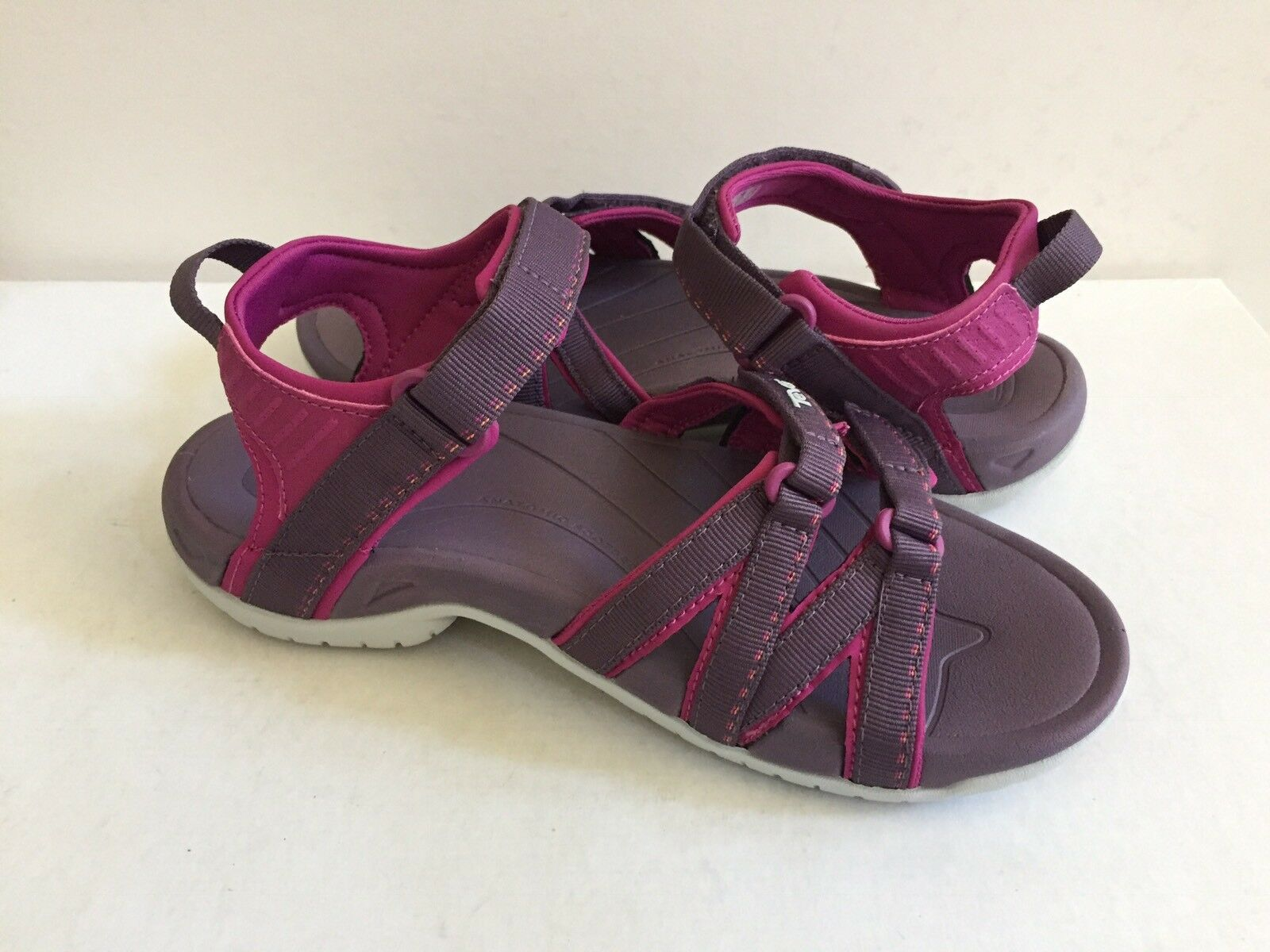 TEVA WOMEN TIRRA DASH 7 PURPLE SPORTS SANDAL US 7 DASH / EU 38 / UK 5 NEW 9ca16d