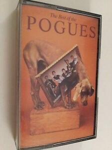 The Best Of The Pogues : Vintage Tape Cassette Album From 1991