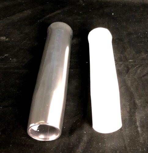 """Taco Metals Flared Weld-On Rod Holder 9 3//4/"""" L X 1 3//4/"""" ID F31-2200BXY-4A Insert"""