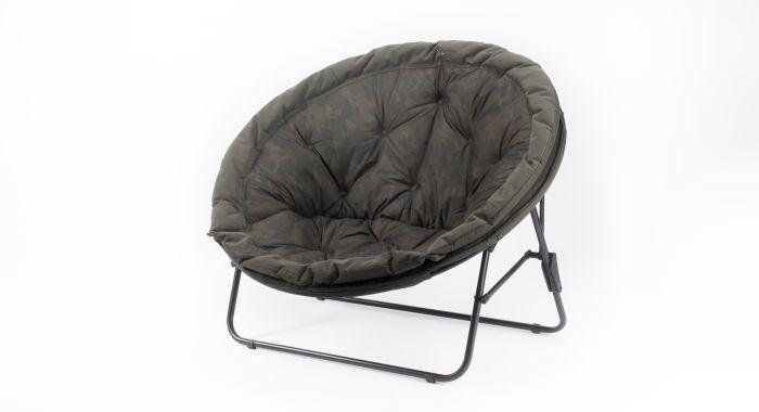 Nash Indulgence Low Moon Chair T9755 Chair Karpfenstuhl Angelstuhl Stuhl