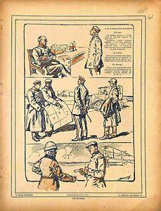Poilus-en-Feldgrau-Espion-Alsace-General-Deutsches-Heer-Carte-Feldgrau-1917-WWI