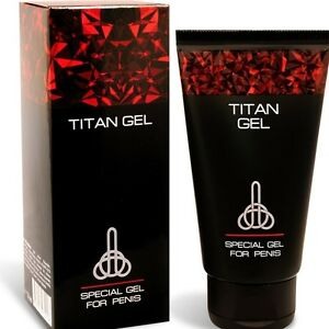 titan gel intimate lubricant for men rigid reliable packaging ebay